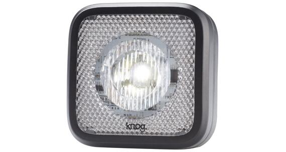 Knog Blinder MOB - Luz a pilas dilanteras - 1 LED blanco, estándar negro